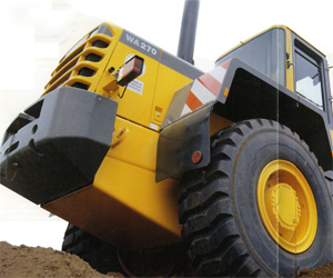V.D. Service - Ardooie - Earthmoving machines